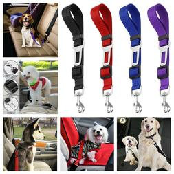 2 Pack Cat Dog Pet Safety Seat belt Clip for Car Vehicle Adj
