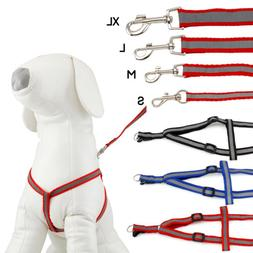 35DOG HARNESS ADJUSTABLE NYLON HARNESSES COLLAR EASY TO USE