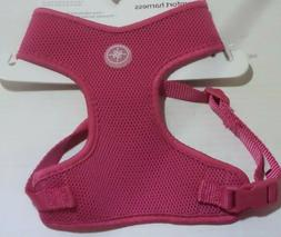 Good2Go Adjustable Dark Pink Dog Harness, Medium