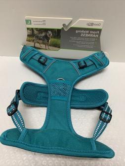Good2Go Blue Front Walking Dog Harness, XL-XXL