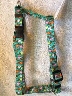 "Ice Cream Cone Print Roman Harness Small/Medium 14""-20"" by Y"