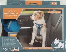 Kurgo Go-Tech Adventure Dog Harness. Small Blue. BNIB