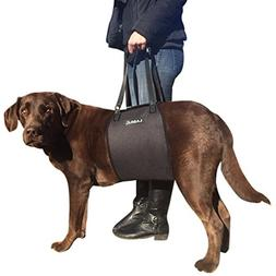 Labra Veterinarian Approved Dog Canine K9 Sling Lift Adjusta