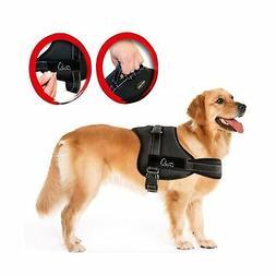 Lifepul No Pull Dog Vest Harness - Dog Body Padded Vest - Co