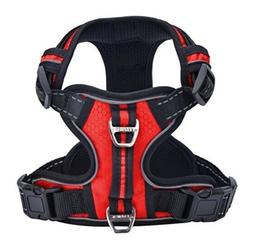 PUPTECK Best No-Pull Dog Harness with Vertical Handle,Calmin