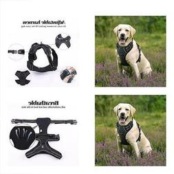 Rabbitgoo Dog Harness No-Pull Pet Adjustable Outdoor Vest 3M