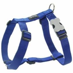 Red Dingo Basic Halter Harnesses Classic Dog Harness, Large,