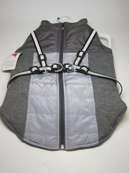 Top Paw Dog Puppy Grey Harness Vest Size Extra Large XL Coat