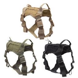 Actical Service Dog Modular Harness vest Working Cannie Hunt