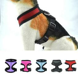 Adjustable Breathable Vest Collars Chain Puppy Cat Pet Dog H