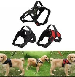Adjustable Large Dog Puppy Harness for Small Medium Large Do