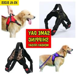Dog Harness Adjustable No Pull Dog Vest Harness with Handle