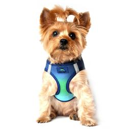 American River Choke Free Dog Harness  Ombre Collection - Al