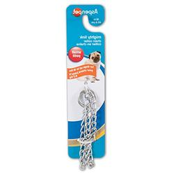 Aspen Pets lightweight Mighty Link Chain Collar - Size: 16 x
