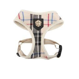 Puppia Authentic Junior Harness A, Small, Beige