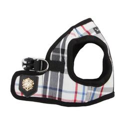 Puppia Authentic Junior Harness B, X-Small, Black