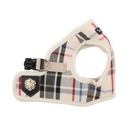 Puppia Authentic Junior Harness B, Medium, Beige