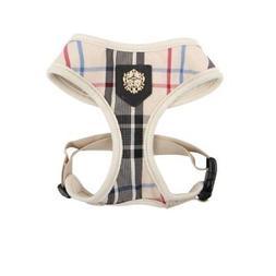 Puppia Authentic Junior Harness A, Medium, Beige