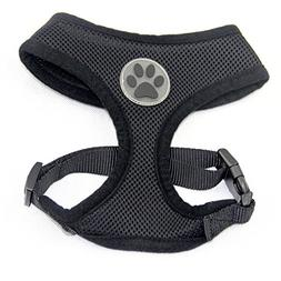 Soft Mesh Dog Harness Pet Walking Vest Puppy Padded Harnesse