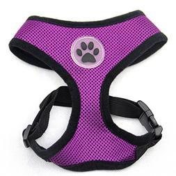 BINGPET BB5001 Soft Mesh Dog Harness Pet Walking Vest Puppy