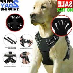 big dog harness no pull pet vest