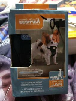 Tru-Fit Smart Dog Harness in Black - Size: Small