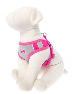 Top Paw® Bone Sport Comfort Dog Harness size: Small, Pin