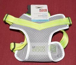 Boots & Barkley- Standard Mesh Comfort Dog Harness - Gray/Ne