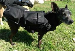 CANINE WEIGHT SET®/Weighted Animal Vest® - Small: 10 LBS -