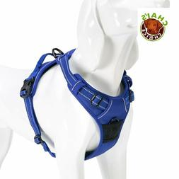 Chai'S Choice Best Outdoor Adventure Dog Harness. 3M Reflect