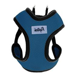 PUPTECK No Choke Safety Dog Harness No Pull Vest for Small P