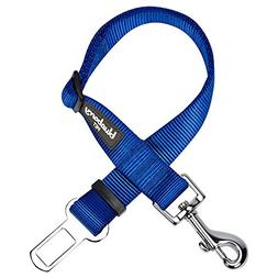 Blueberry Pet 12 Colors Classic Dog Seat Belt Tether for Dog