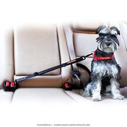 EzyDog CLICK - Best Dog Seat Belt Car Harness Attachment for