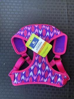 Top Paw Comfort Dog Harness Adjustable Pink & Purple! NEW!!-