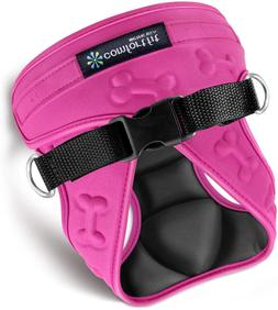 comfort fit pets step in no pull