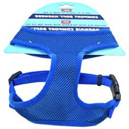 "#6613 3/4"" Comfort Harness Small Blue"