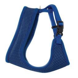 Coastal Pet -Comfort Soft Adjustable Mesh Cat Harness - Blue