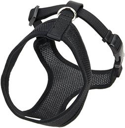 Coastal Pet Comfort Soft Harness Black: Small Dogs 10 18 lbs