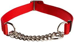 Coastal Pet Products DCP6610RED 3/4-Inch Nylon Check Choke f