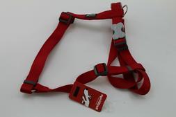 Dingo Basic Halter Harnesses Classic Dog Harness XL Red