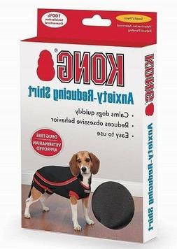 dog anxiety reducing shirt calms stress excitability