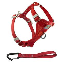 Dog Car Seat Harness in Red - Size SMALL - 10-25 lbs - Free