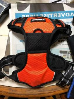 Papipaw Dog Chest Harness No Tension Straps Water-Resistant
