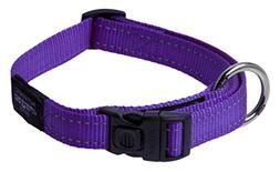 Rogz Dog Collar Utility Side Release Lumberjack X-Large fits