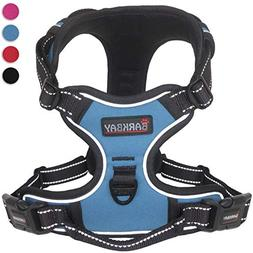 BARKBAY Dog Harness No-Pull Pet Harness Adjustable Outdoor P