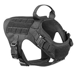 Dog Harness with Handle for Medium Dogs Tactical K9 Service