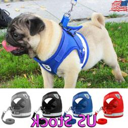 Dog Harness for Dogs Mesh Puppy Cat Harnesses Vest Reflectiv