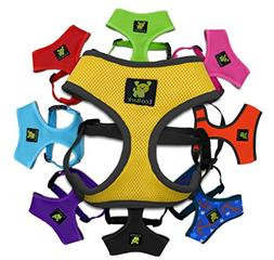 Maximum Comfort Dog Harness 28-47 lbs; Innovative No Pull &