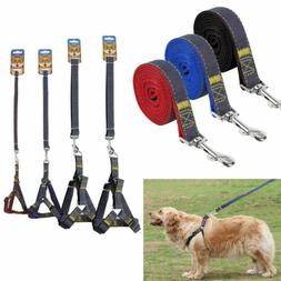 Dog Harness Leash Set Walk Puppy Pet Accessories Walking Out