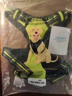 Rabbitgoo Dog Harness No Pull Adjustable Reflective Collar S